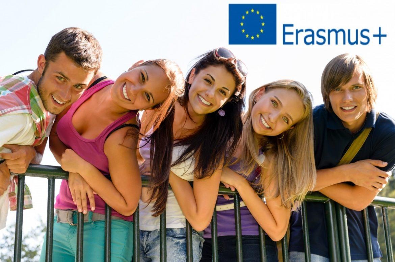 Φοιτητές στο Erasmus