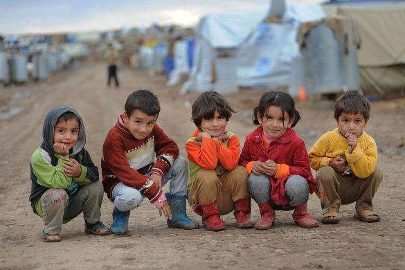 Προσφυγικό - Παιδιά