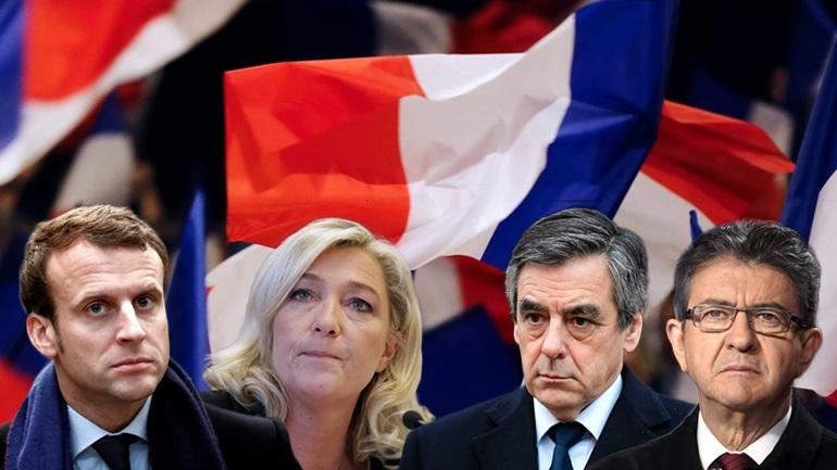 Εκλογές Γαλλία Υποψήφιοι