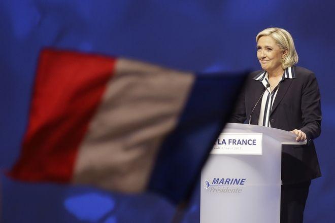 Εκλογές Γαλλία Λεπέν