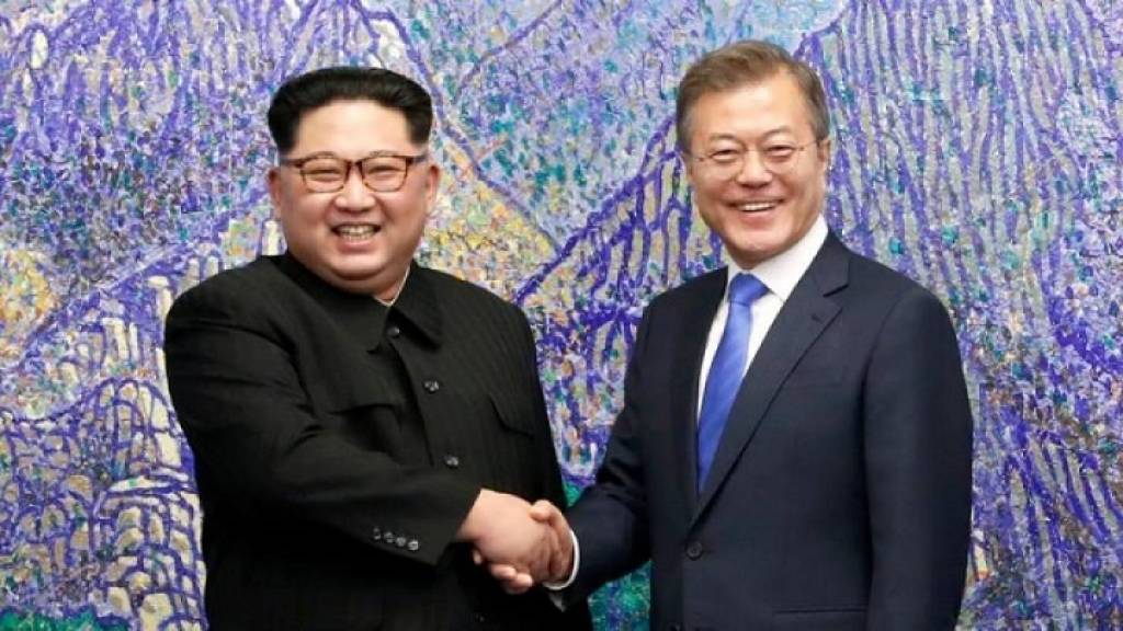 Κορέα - Συνάντηση